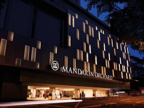 Hotel Mandarín Orchard