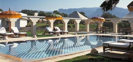 Hotel Oberoy Vanyavilas