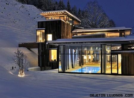 hoteles en la montaña