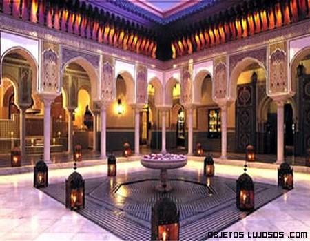 Hoteles con encanto en marruecos