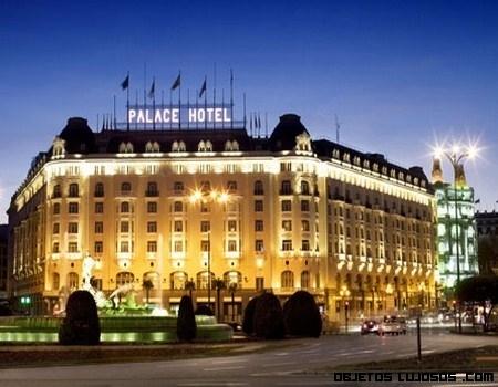 hoteles más caros