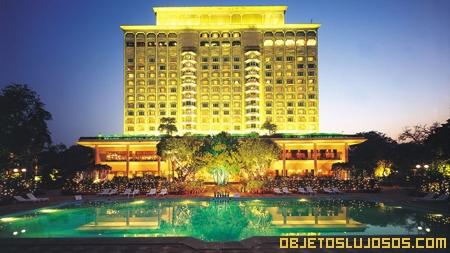 Hotel-de-lujo-en-la-India