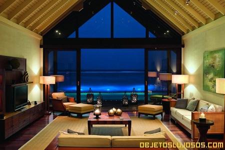 Hotel-lujoso-en-las-Maldivas