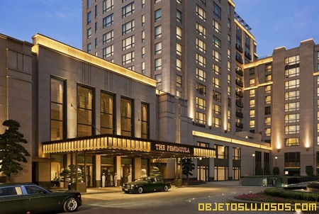 Hoteles-de-lujo-PENINSULA-SHANGAI.