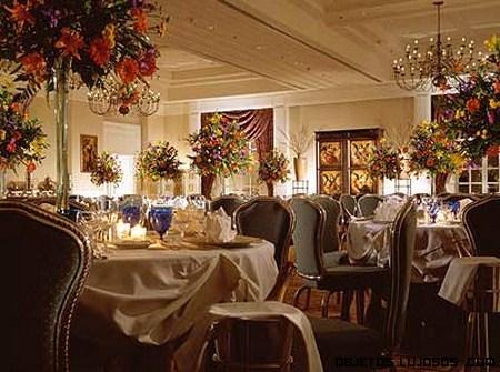 Restaurante de lujo en Hotel Seasons