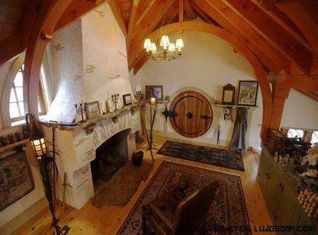 interiores de madera