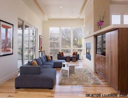 Interiores de lujo en Texas