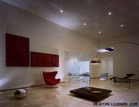 decoración interiores de lujo