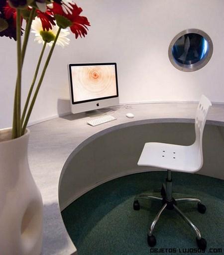 decoración moderna para oficinas