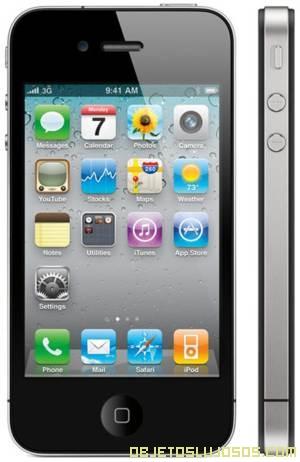 Iphone 4G de Oro