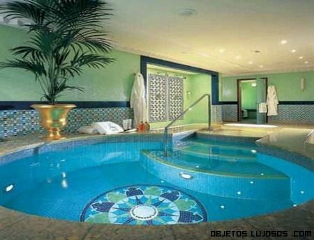 Hoteles de lujo con jacuzzi