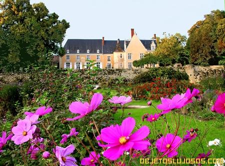 Jardines-en-masion-de-lujo-Chateau-de-la-Barre