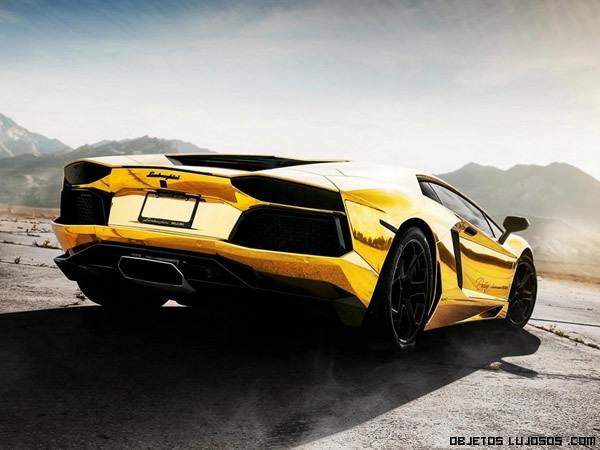 coches deportivos de lujo