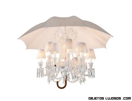 Lámparas de lujo