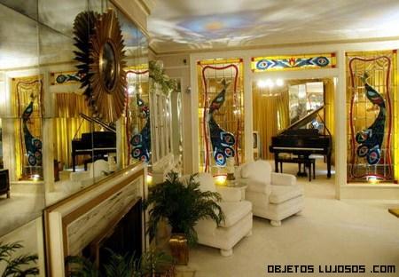 salón de Elvis Presley