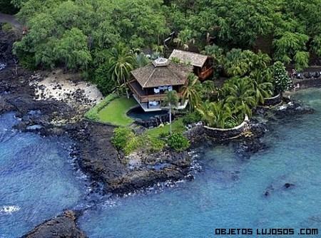 Mansiones en Hawai