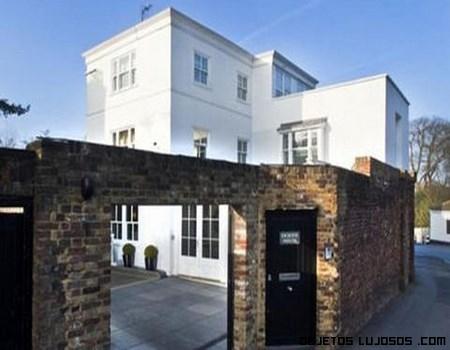 Mansiones elegantes en Londres