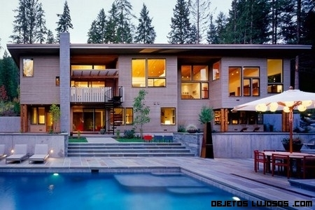 residencias de lujo en EEUU