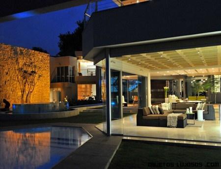 Mansiones de lujo modernas