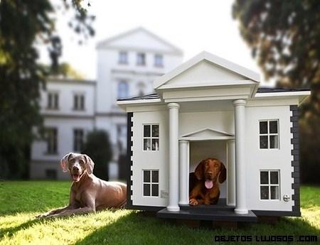 Mansiones para mascotas