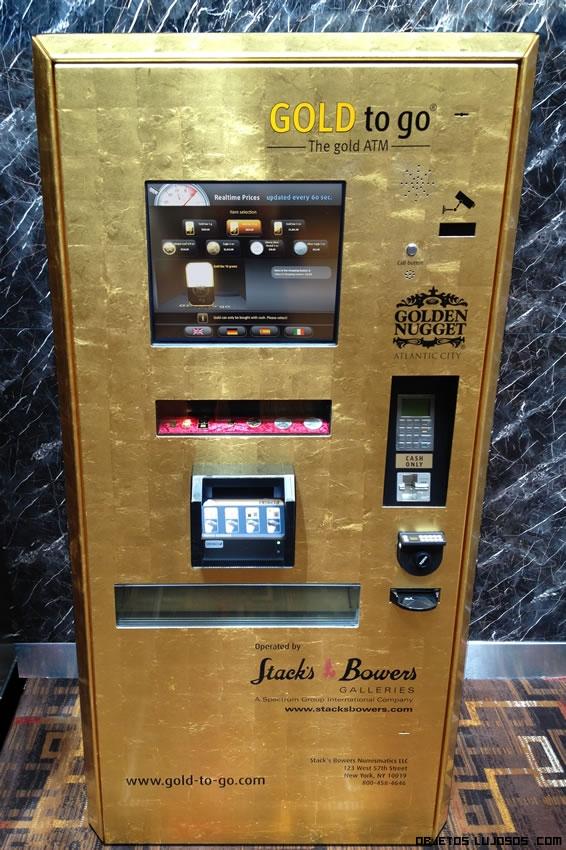 máquinas exclusivas en hoteles