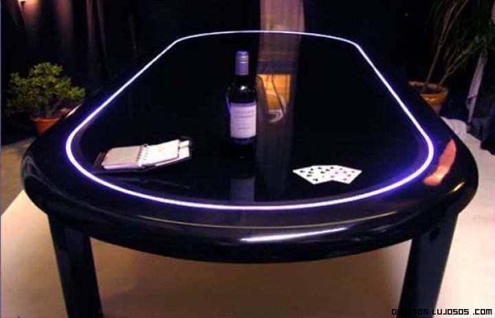 mesas de comedor en color negro
