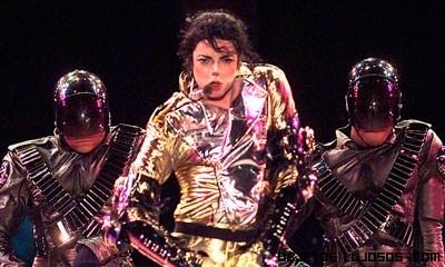 Actuaciones de Michael Jackson