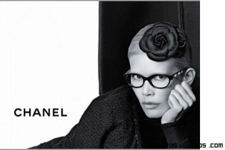 Modelo Claudia Schiffer