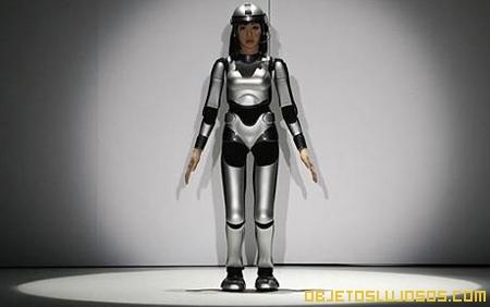 Modelo Robot 1