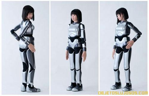 Modelo Robot 2