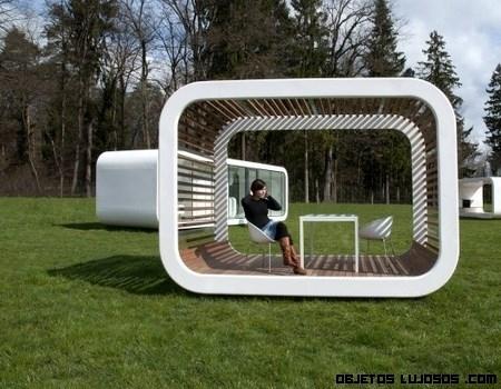 Ideas para casas modernas rurales