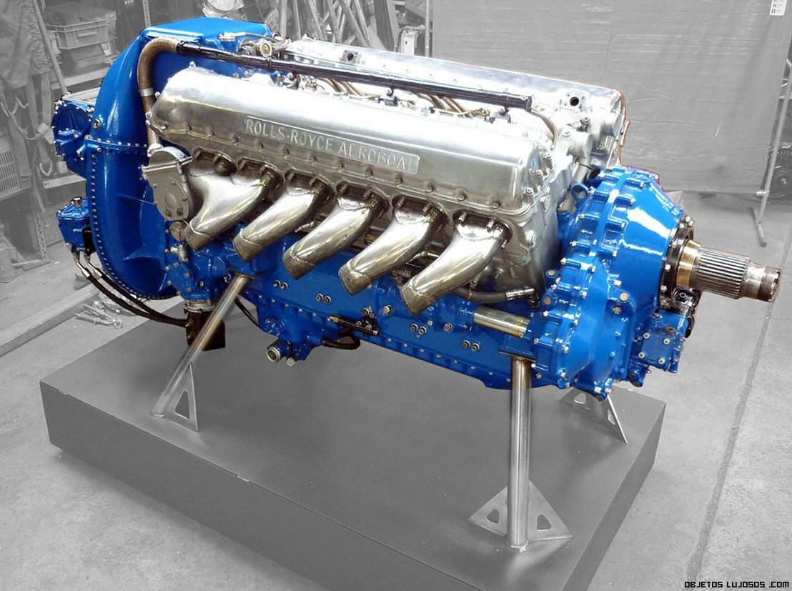 motores potentes para yates