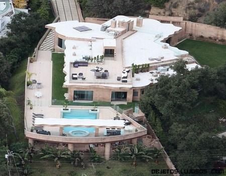 Mansiones de lujo en Los Ángeles