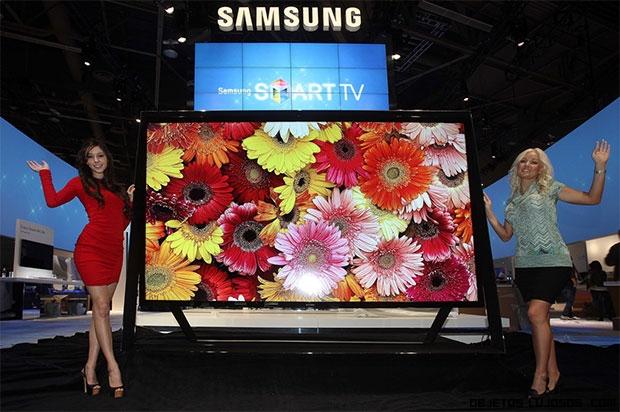 televisiones de lujo