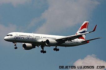 vuelos de negocios