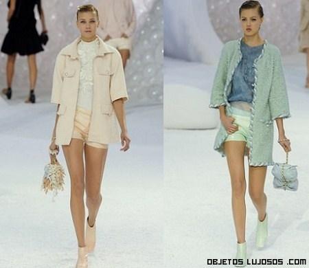 Colección Chanel de lujo