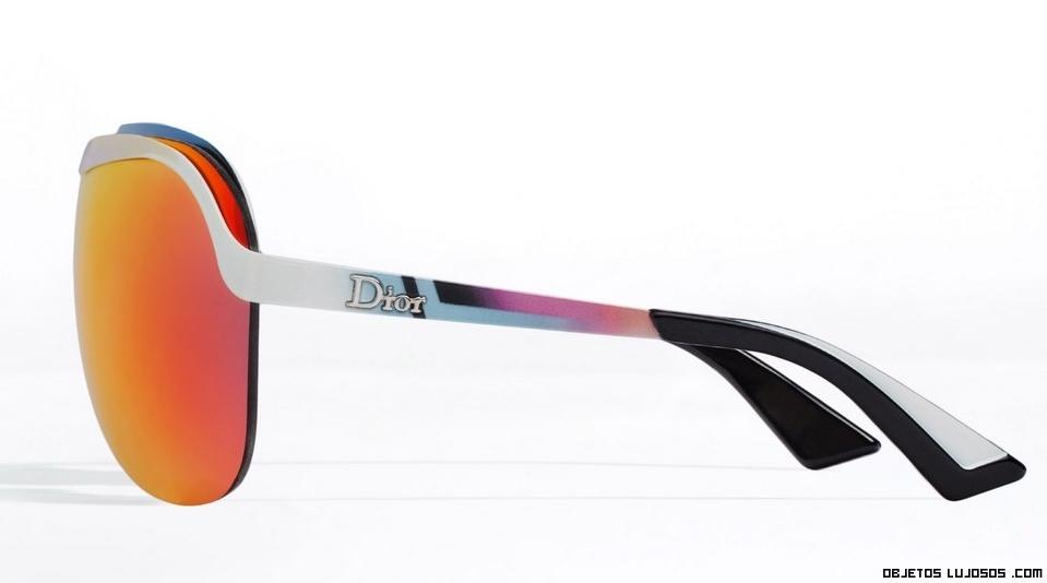 gafas con pantalla de colores