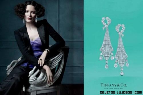 pendientes clásicos de lujo