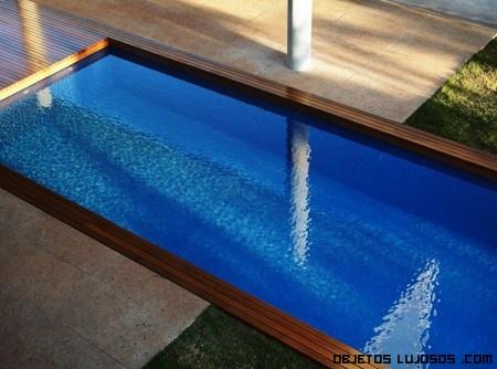 piscinas de famosos