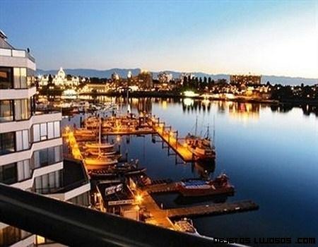 puertos de lujo
