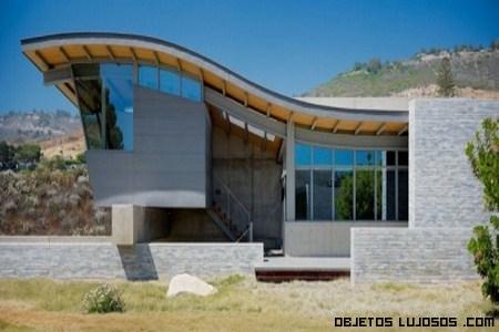 ranchos con diseños contemporáneos