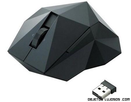 ratones inalámbricos pirámide