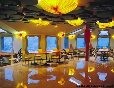 Restaurantes de lujo en Israel