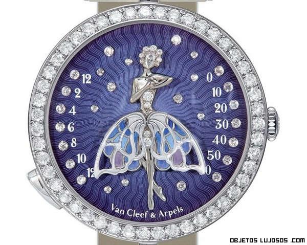 relojes con brillantes