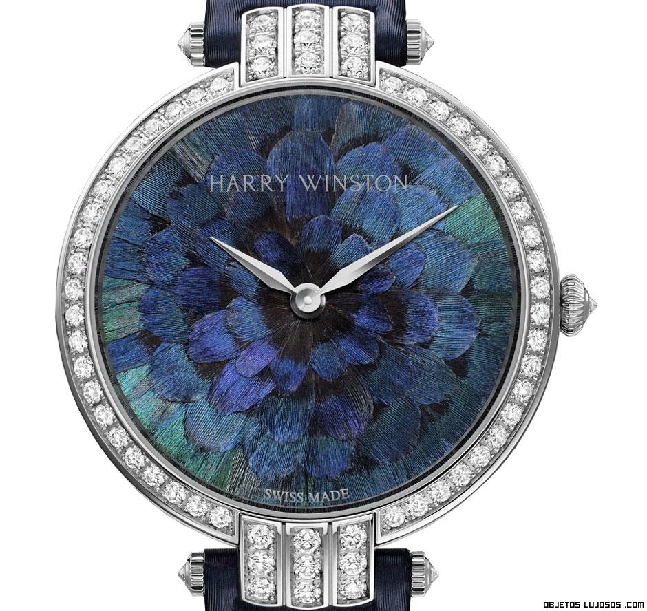 Relojes de lujo con diamantes