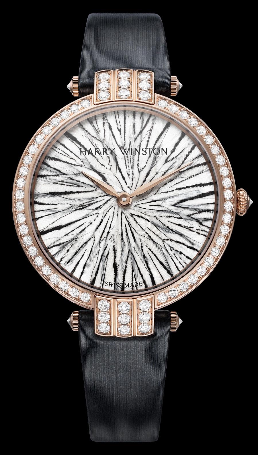 relojes con oro y brillantes de lujo