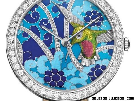 relojes inspirados en la naturaleza
