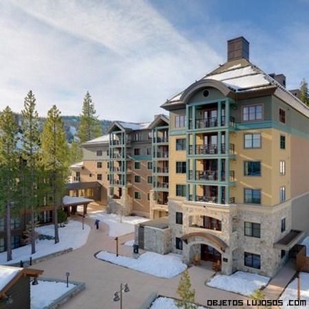 residencias de esquí
