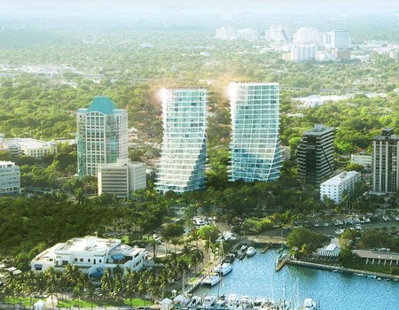 pisos de lujo en Miami