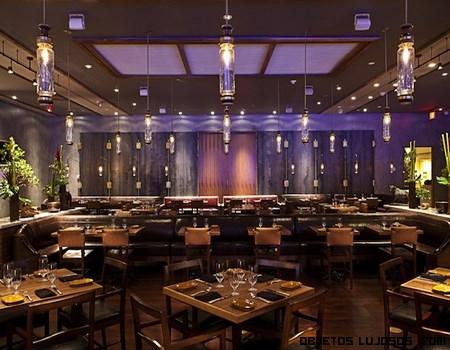restaurantes con decoración rústica